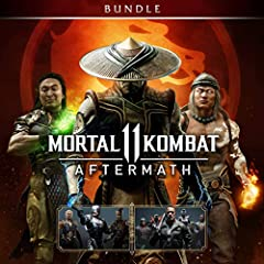Incl. Aftermath and Kombat Pack. Requires Mortal Kombat 11. Experience MK's first-ever major expansion. Aftermath features a brand-new cinematic story centered around trust and deceit.