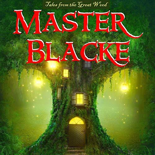 Master Blacke audiobook cover art