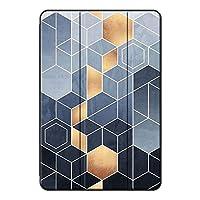 Fuleadture iPad Air 1/iPad Air カバー,キズ防止 PC + PU 三つ折りブラケット 耐衝撃性 耐摩耗性 三つ折りブラケット 保護ケース iPad Air 1/iPad Air Case-ad765