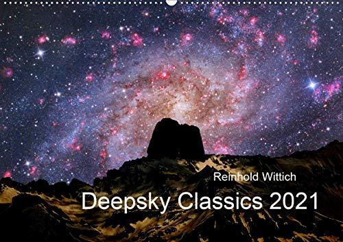 Deepsky Classics (Wandkalender 2021 DIN A2 quer)