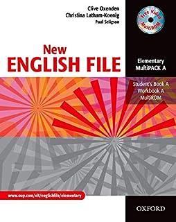 Amazon.es: new english file elementary oxford