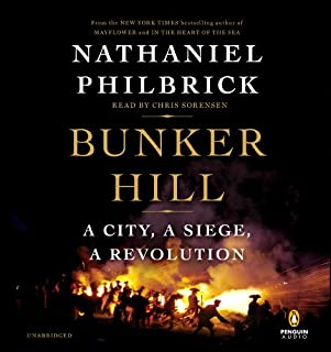 Bunker Hill audiobook cover art