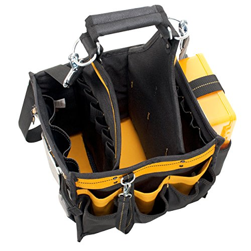 DEWALT DG5582 Electrical and Maintenance Tool Carrier & Parts Tray, 11 In., 23 Pocket