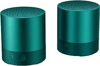 Huawei CM510 Mini Bluetooth Speaker CM510 - Emerald Green (Pack of 2)