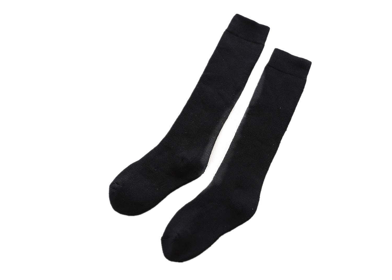 VOARGE ハイソックス 靴下、厚手のストッキング、ユニセックス、レッグパンツ、暖かい、秋と冬に適して