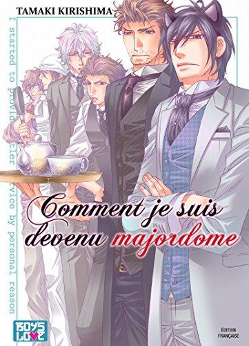 Comment je suis devenu majordome - Livre (Manga) - Yaoi