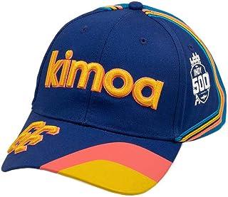 Kimoa Curva Gorra de béisbol Unisex Adulto
