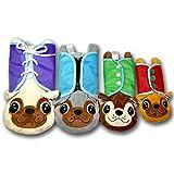 sdgfd Montessori Spielzeug, Lernbrett Für Kleidung, Kinder Lernspiele Fädelspiel Pädagogisches Lernspielzeug, Schnürsenkel Binden Lernen, Fädelschuh Fädelspiel Schuhe Motorikspielzeug