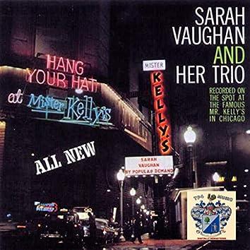 Sarah Vaughan at Mr. Kelly's