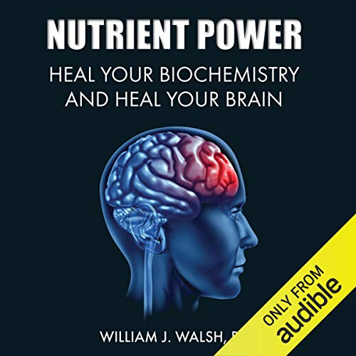 Nutrient Power audiobook cover art