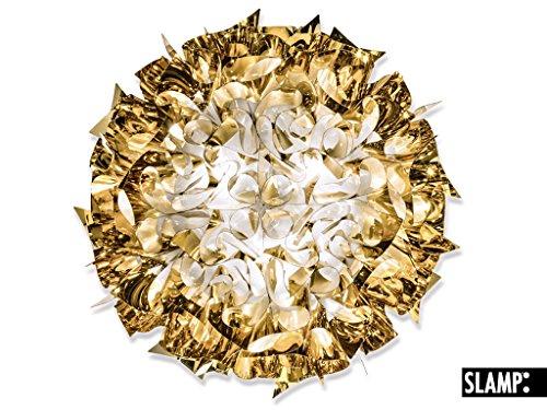 Slamp Veli Deckenleuchte Sonderedition metallic/silber, 78 cm