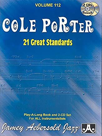 Cole Porter (+ 2CDS): 21Great Standards aeber Sold Jazz Vol.112