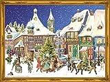 Adventskalender'Weihnachten in der Stadt': Papier-Adventskalender