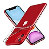 Baozun iPhone 11 Hülle iPhone 11 Case Ultra Slim Silikonhülle Durchsichtig Handyhülle Flexible...