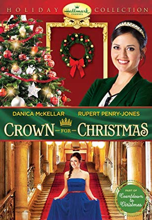 Crown For Christmas - Hallmark Collection DVD Channel