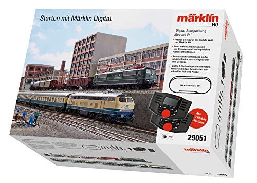 Märklin 29051 Modellbahn-Startset, Spur H0