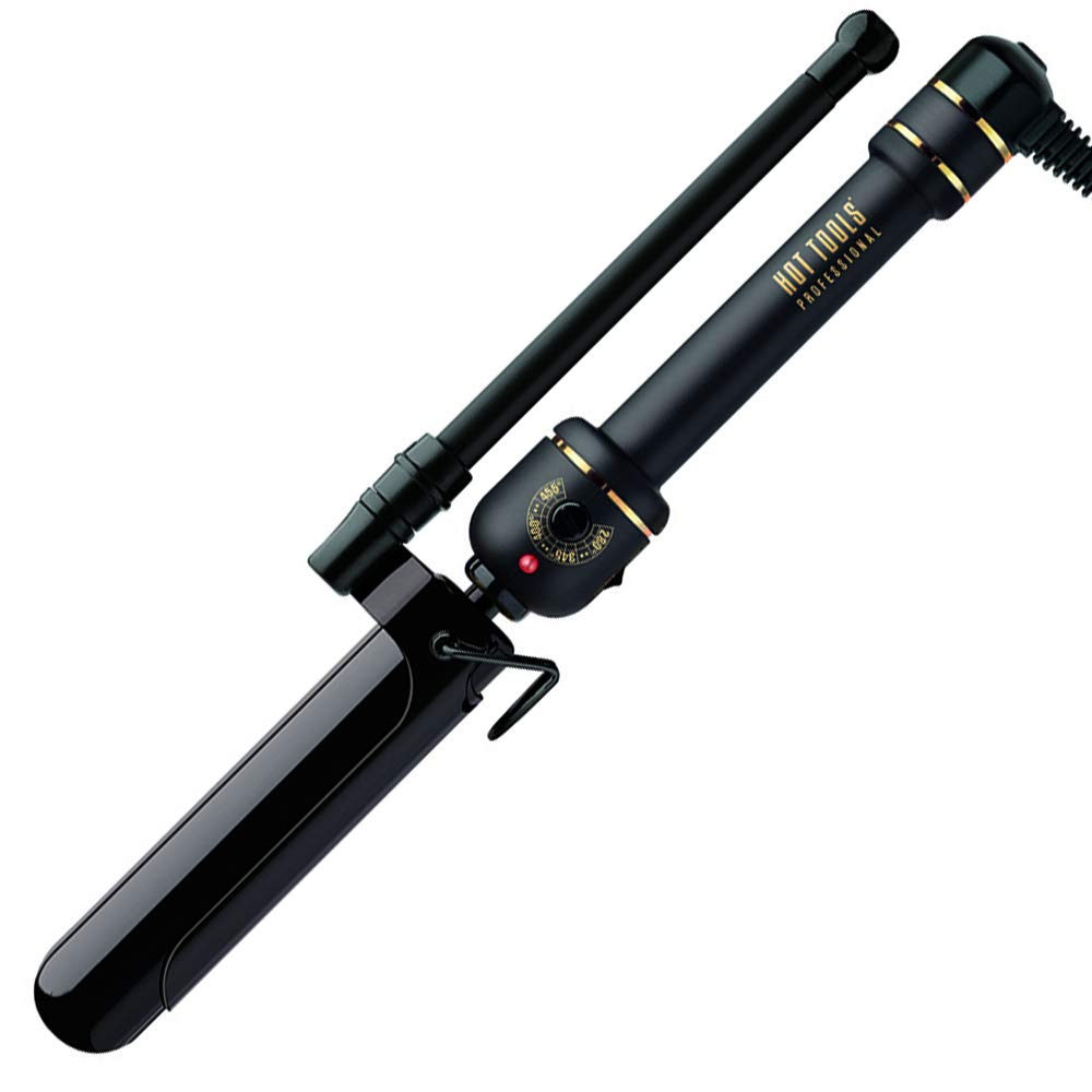 Hot Tools Professional Black Gold Ranking TOP2 unisex Marcel Iron Wand 1-1 Curling