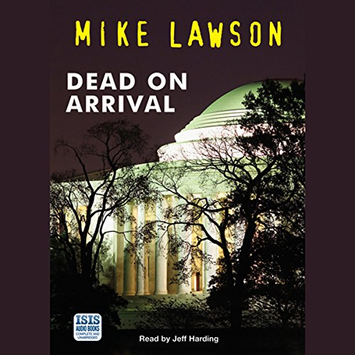 Dead on Arrival audiobook cover art