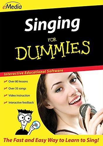 eMedia Singing For Dummies v2 [PC Download]