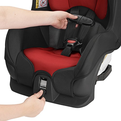 Tribute LX Convertible Car Seat, 2-in-1, Jupiter Red