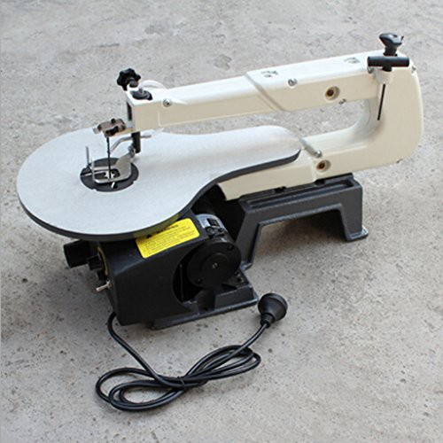 Fantastic Prices! Rhegene Industrial New 110V 120W 16 inches Variable Speed Wood Woodwork Plastic To...