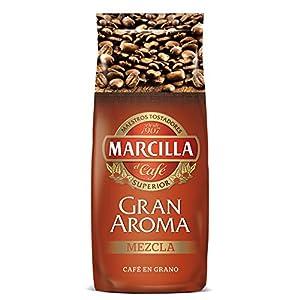 Marcilla Café Grano Gran Aroma Mezcla - 1 Kg