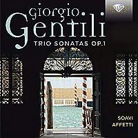 Trio Sonatas Op, 1, : Soavi Affetti Baroque Music Ensemble
