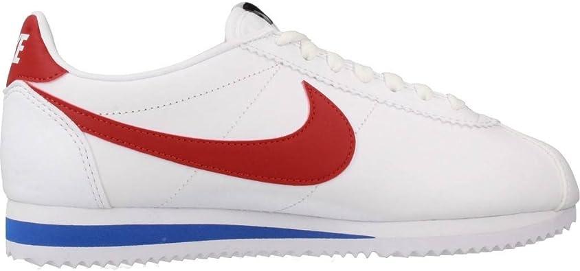 Nike Classic Cortez Leather, Baskets Femme : Amazon.fr: Chaussures ...
