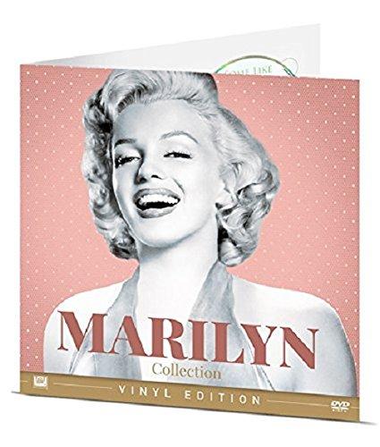 Marilyn Monroe (Box 4 Dvd Vinyl Edit.)