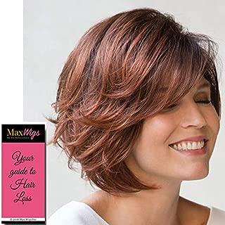 Dolce Wig Color Crimson Ombre - Noriko Wigs 7