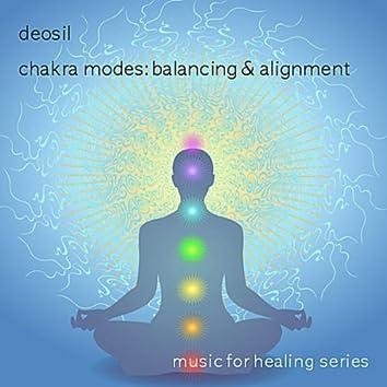 Chakra Modes: Alignment & Balancing