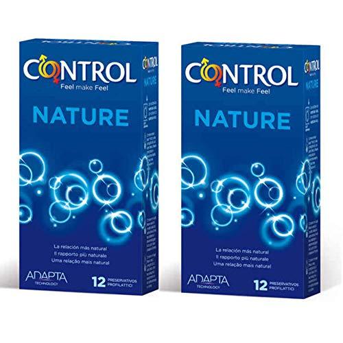 Control Preservativo Control 12+12/U Nature 3 Unidades 200 g