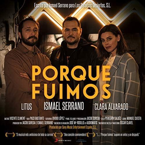 Ismael Serrano, Clara Alvarado & Litus