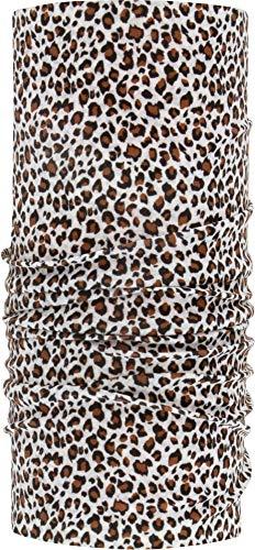 CHILLOUTS Bufanda tubular unisex 9106 leopardo Talla única