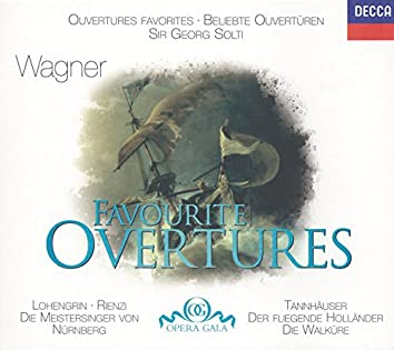 Wagner: Favourite Overtures