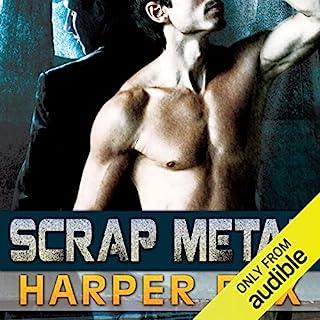 Scrap Metal audiobook cover art