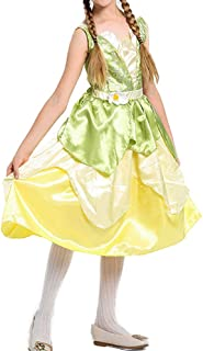 Girls Jasmine Costume Princess Kids Halloween Aladdin Cosplay Party Belly Skirt Dance Pants with Veil