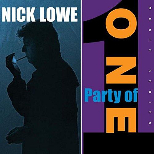 Lowe,Nick: Party of One [Vinyl LP] (Vinyl)