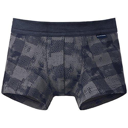 Schiesser Jungen Boxershorts Shorty, Grau (Grau 200), 116