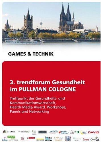 trendforum Gesundheit - Games & Technik