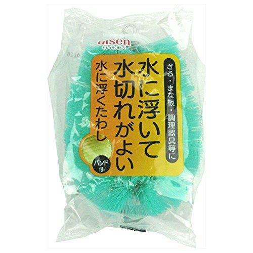aisen『水に浮くたわし(KA126)』