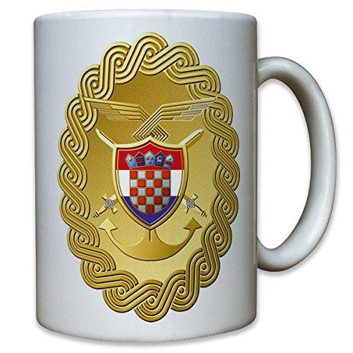 Kroatien Militär Wappen OSRH Army Armee OruPane snage Republike - Tasse #10375 T