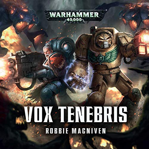 Vox Tenebris audiobook cover art