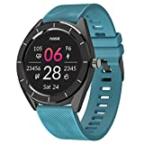 NoiseFit Endure SpO2 Smartwatch with 20 Day Battery & 100+ Watch Faces (Teal Green)