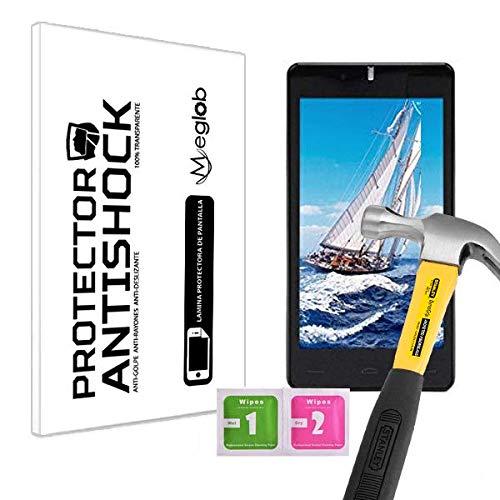 Protector de Pantalla Anti-Shock Anti-Golpe Anti-arañazos Compatible con iBold Navy