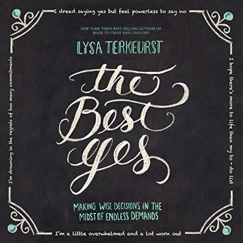 The Best Yes audiobook cover art