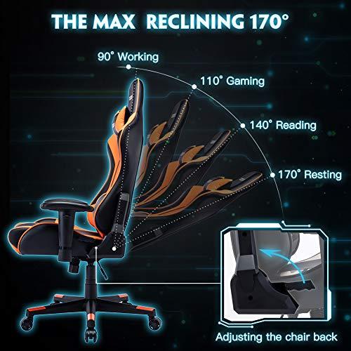Musso Ergonomic Esports Gamer Chair