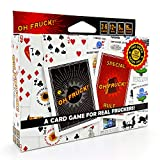 Oh Fruck! A Raucous Card Game That Combines Strategy with Special Rules That Change Every Time You...