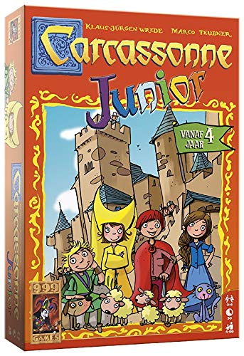 Carcassonne Junior Bordspel