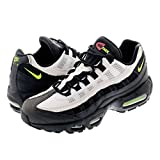 [ナイキ] AIR MAX 95 ESSENTIAL BLACK/ELECTRIC GREEN/PLATINUM TINTUS10-28.0cm [並行輸入品]